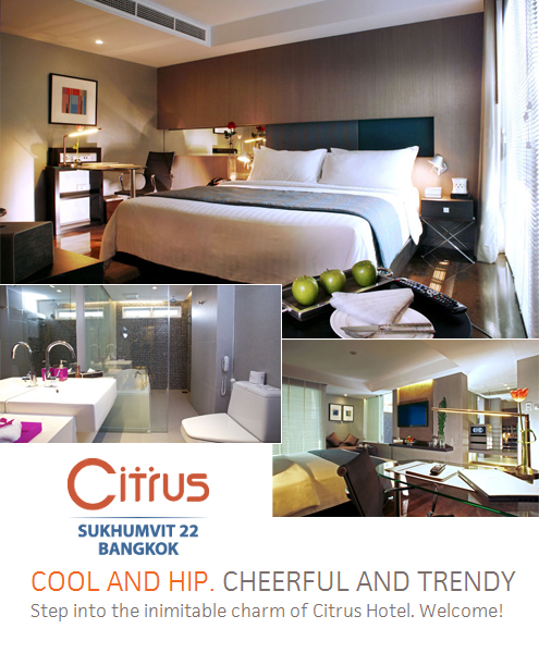 Citrus Hotel - COOL AND HIP. CHEERFUL AND TRENDY Step into the inimitable charm of Citrus Hotel. Welcome!